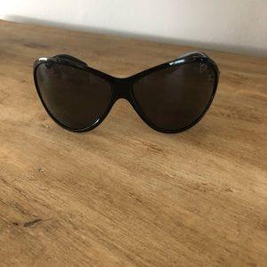 Prada genuine women's sunglasses